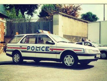 405 Police