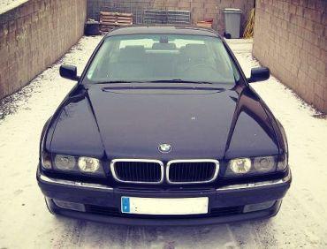BMW E38 Av
