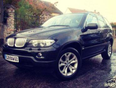 BMW X 5 noir -1-