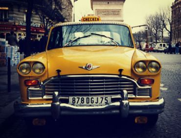 TAXI AMERICAIN Checker