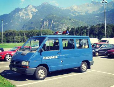 Trafic gendarmerie Ancien