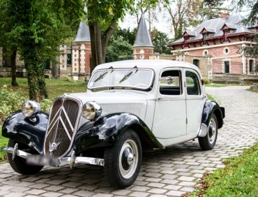 Citroen Traction 1950