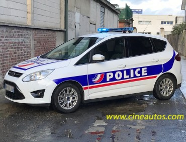 Ford C Max Police street 4