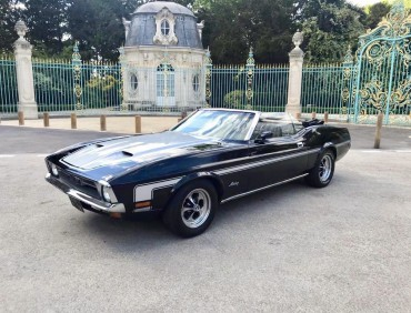 Ford Mustang 1971 Cabriolet
