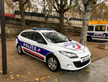 Mégane Break POLICE NATIONALE AV