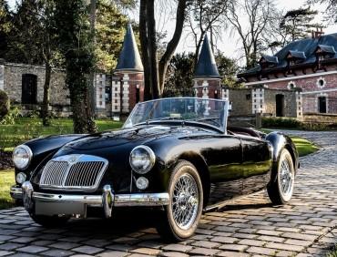 MG A 1961