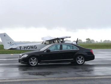 Mercedes Classe S 500 limousine