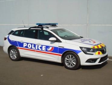Renault Megane 4 POLICE