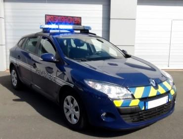 Renault Megane  gendarmerie 2