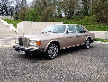 Rolls Royce Sliver Spirit