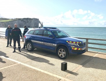 SKODA Gendarmerie bis