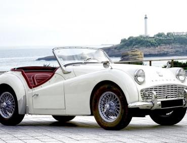 Triumph TR 3 1960